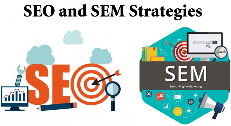 SEO and SEM Strategies