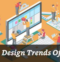 Web Design Trends of 2018