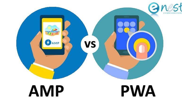 difference between amp and pwa