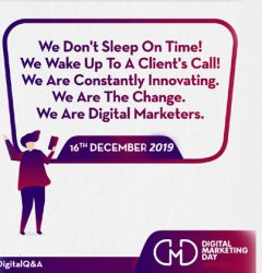 Digital Marketing Day India 2019